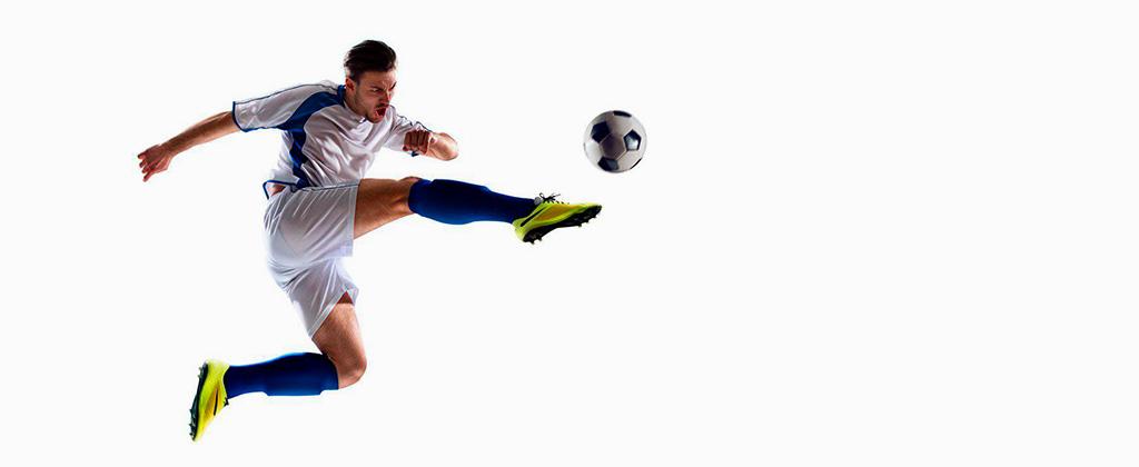 Tipo de lesiones más comunes del fútbol soccer